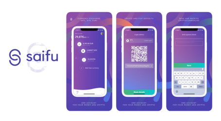 Saifu cryptocurrency manager app now live for iOS