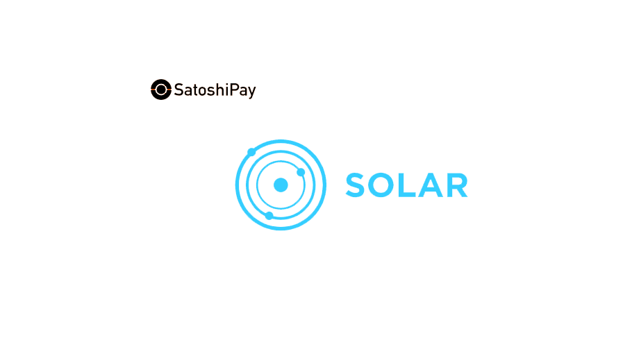 SatoshiPay releases Solar, a new open-source multi-sig wallet for Stellar (XLM)