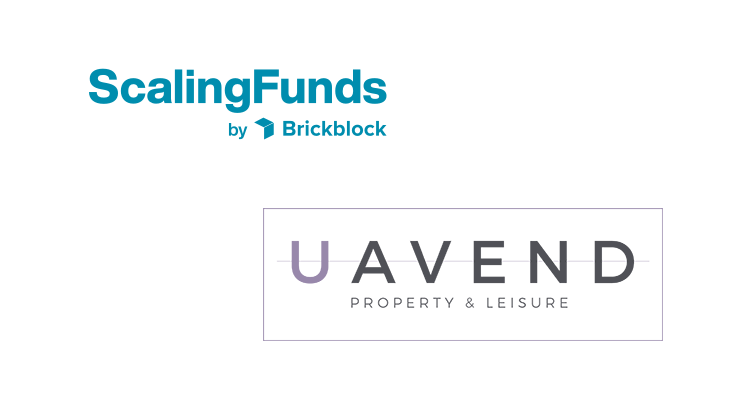 ScalingFunds and Uavend to launch €35 million tokenizem property in the U.K.