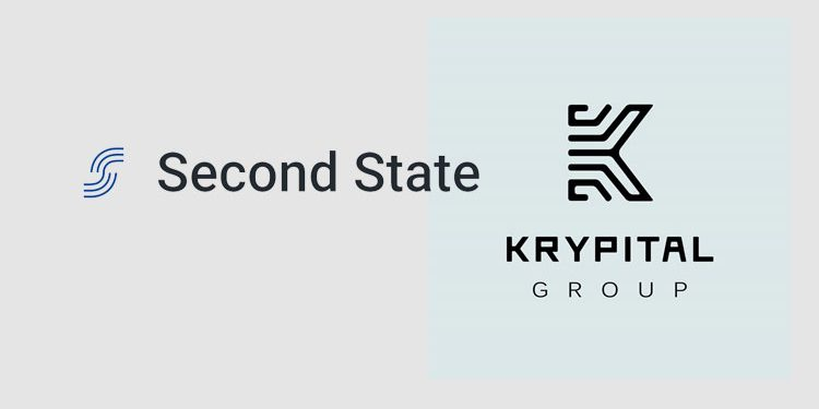 Second State to foster blockchain technology solutions with Krypital Group
