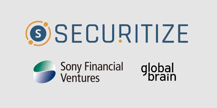 Security token platform Securitize gets investment from Sony Financial Ventures