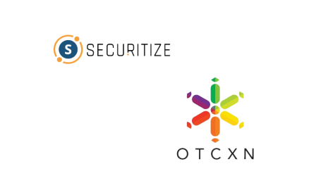 Securitize and OTCXN partner on non-custodial tokenized crypto asset service