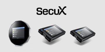 Comparing the three crypto hardware wallets (V20, W20, and W10) offered by SecuX