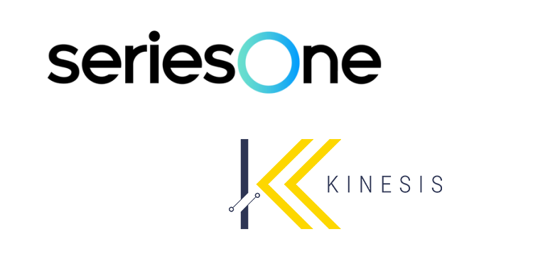 seriesOne hosts Kinesis Money's Velocity token for gold and silver