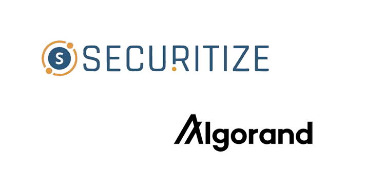 Securitize adds support for security token issuance on Algorand blockchain