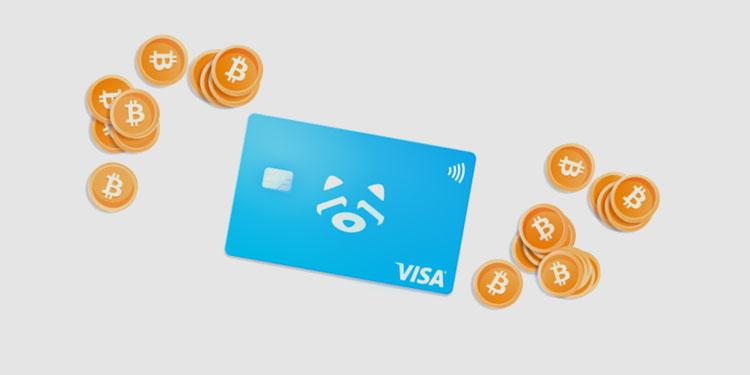 Canadian bitcoin platform Shakepay introduces new Visa prepaid card