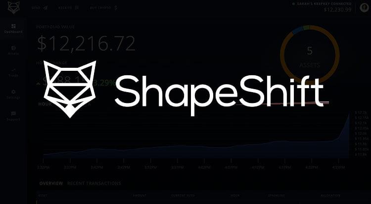 Shapeshift Crypto Ninjas