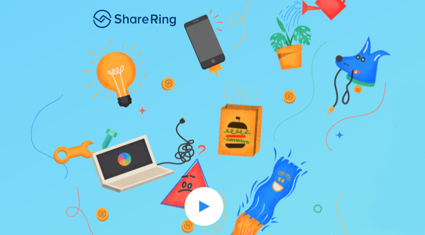 Can a Decentralized Sharing Economy Resolve Itself?