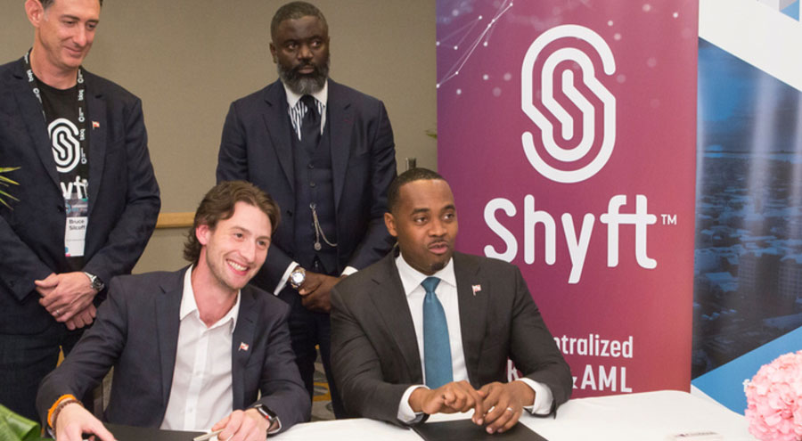 Shyft and Bermuda partner to leverage cryptocurrency and blockchain