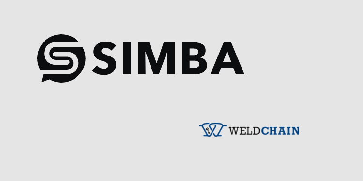 Welding startup WeldChain to utilize SIMBA Chain to optimize and secure working process