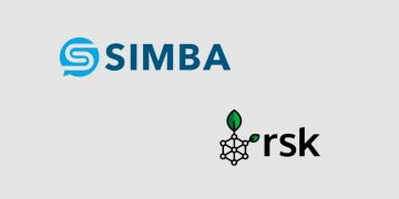 SIMBA Chain smart contract service platform integrates RSK