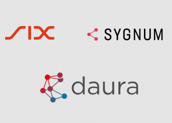 SIX and Sygnum Bank acquire stake in tokenized share platform daura