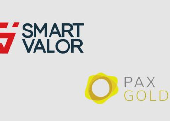 Swiss crypto exchange SMART VALOR lists physical gold token PAXG
