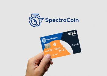 SpectroCoin's new bitcoin and crypto debit card now available