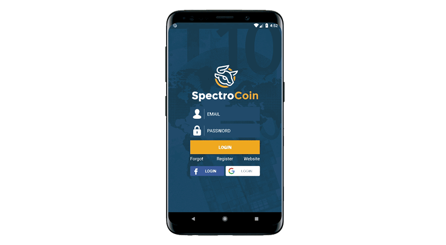 SpectroCoin updates bitcoin Android app with more assets, IBAN, and more