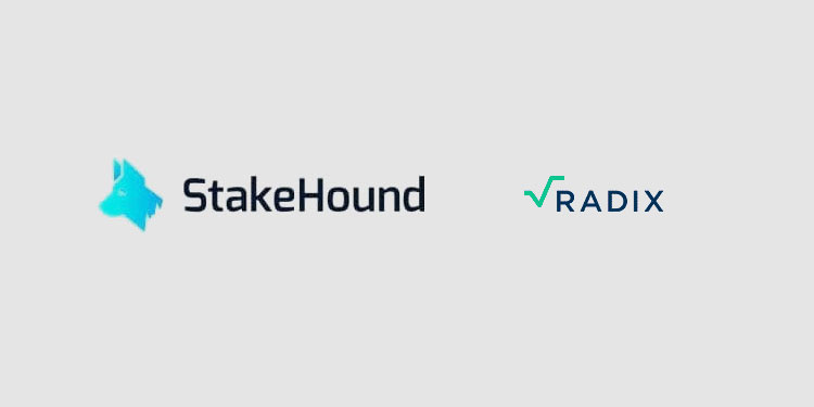 StakeHound integrates Radix (XRD) ahead of betanet launch