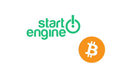 StartEngine now accepts bitcoin for regulation crowdfunding