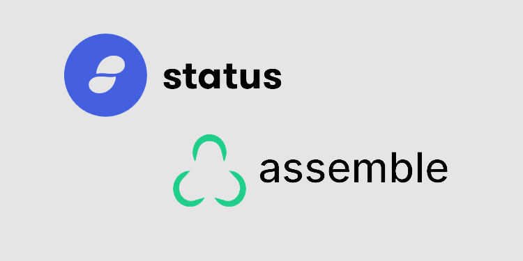 Status introduces beta version of web3 crowdfunding tool Assemble
