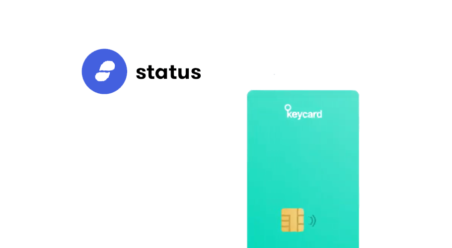 Ethereum interface Status re-introduces planned hardware wallet as Keycard