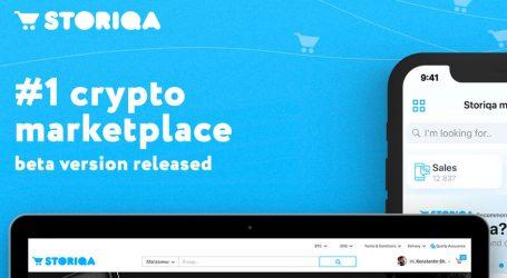 Crypto Marketplace Storiqa Presents a Beta Version of MVP