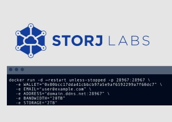 Blockchain storage solution Storj pays out $2 million to node operators