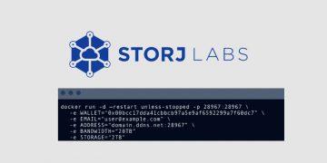 Blockchain storage solution Storj pays out $2 million to node operators