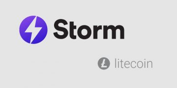 LTC added as payment option on StormX's reward based e-commerce platform