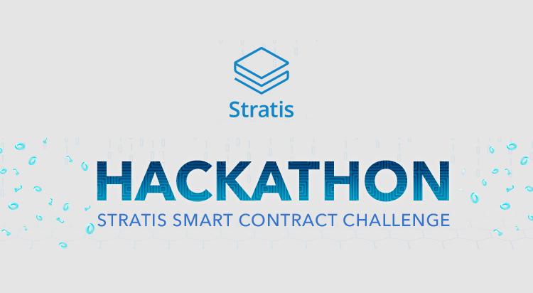 Stratis blockchain smart contract challenge now underway