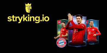 Stryking opens NFTs auction for FC Bayern Munich crypto player cards