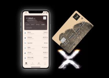 XRP destination tag added to Sugi Card hardware wallet