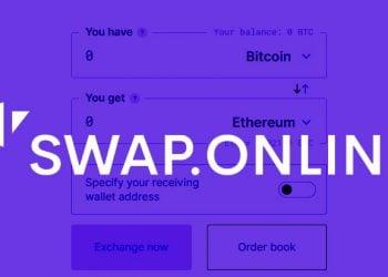 Swaponline Crypto Ninjsa