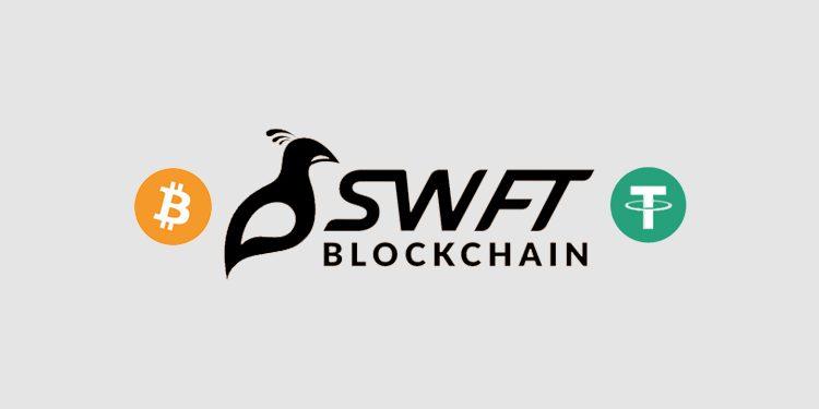 SWFT Blockchain users can now instantly borrow 1M USDT or 100 bitcoin (BTC)