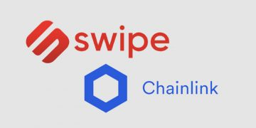 Swipe crypto wallet and card integrates Chainlink for decentralized pricing