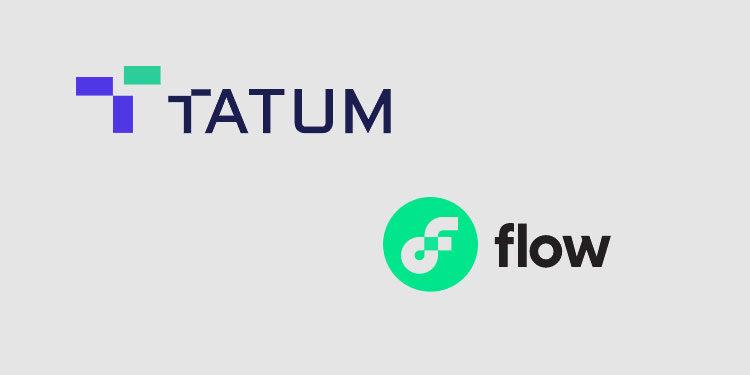 Blockchain developer infrastructure platform Tatum now supports Flow blockchain
