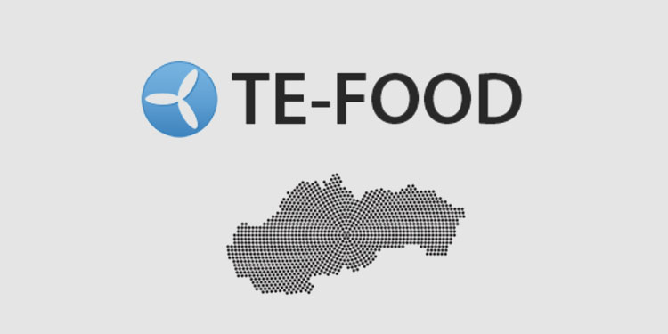 Blockchain food traceability solution TE-FOOD signs up new partners in Slovakia