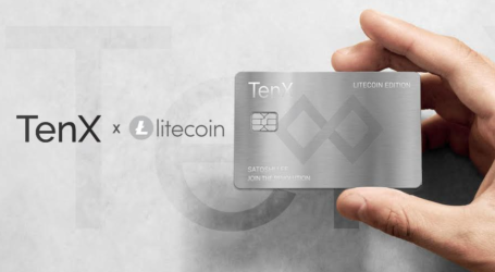 TenX adds LTC to wallet, partners with Litecoin Foundation
