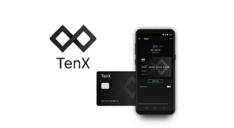 TenX looks ahead with new crypto card issuer integration complete