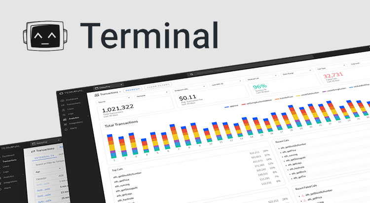 Terminal introduces new web3 blockchain application monitoring platform