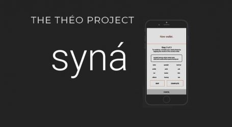 The THÉO Project launches Syná, a fully integrated crypto-wallet library