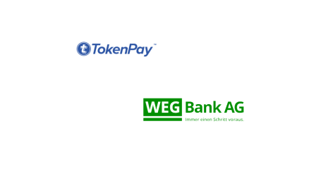 TokenPay completes acquisition of 9.9% of Germany's WEG Bank