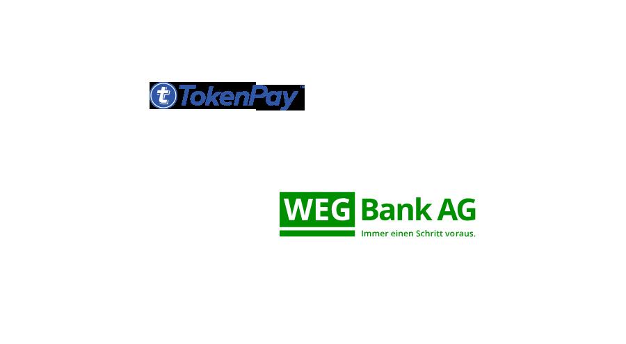 TokenPay acquires 9.9% of Germany's WEG Bank