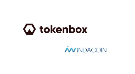 Tokenbox partners with Indacoin to facilitate crypto asset purchases using bank cards