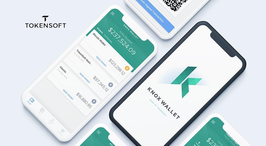 TokenSoft launches mobile blockchain asset wallet solution for enterprise