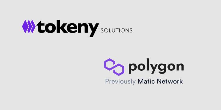 Polygon brings layer-2 efficiency to Tokeny's security token platform
