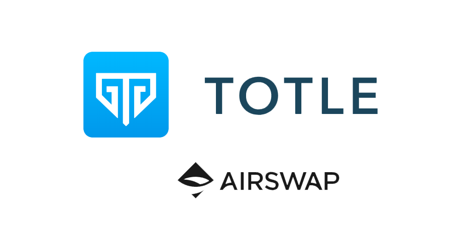 DEX aggregator Totle integrates AirSwap for more Ethereum based tokens