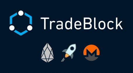 TradeBlock adds new indices for EOS (EOS), Stellar Lumens (XLM), and Monero (XMR)