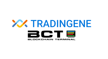 Tradingene to be incorporated into the Blockchain Terminal