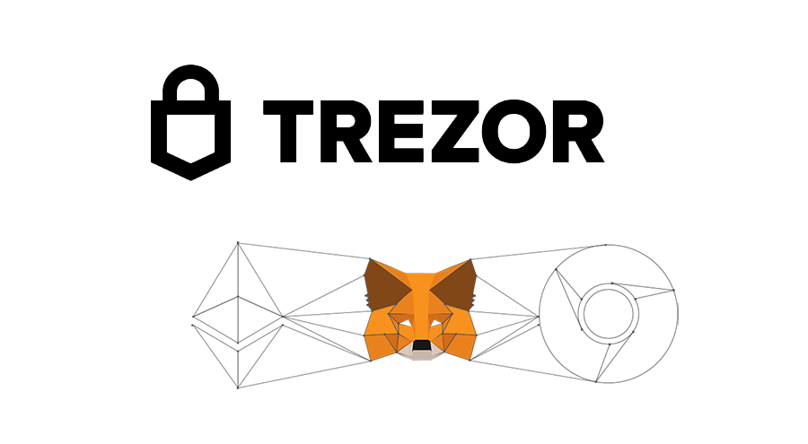 Crypto hardware wallet Trezor successfully integrated into MetaMask