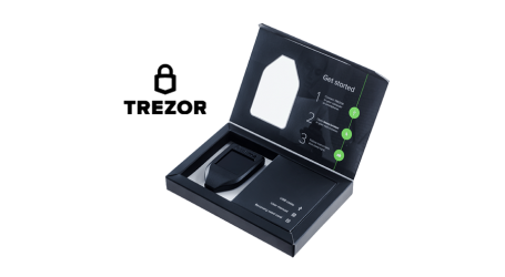 Trezor Model T back in stock and available for next-day shipping