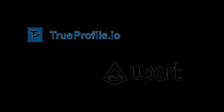 TrueProfile.io integrates with uPort for blockchain storage of digital docs